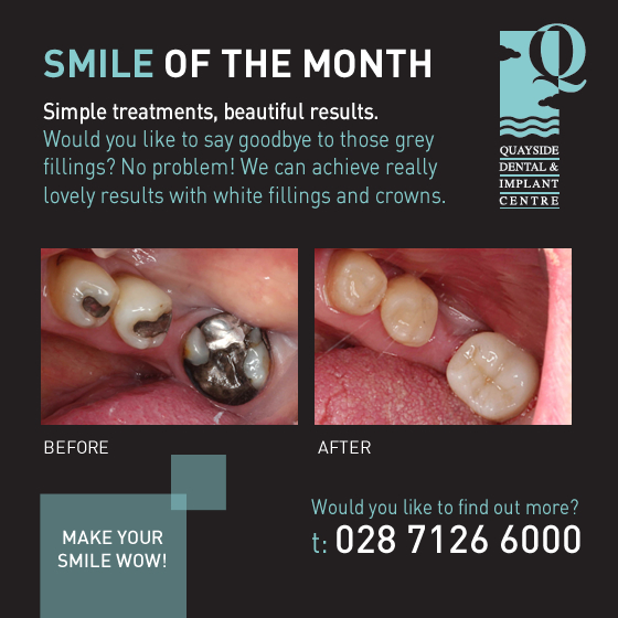 smile of the month april 2016