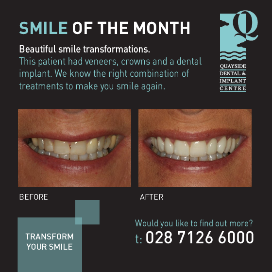 smile of the month december 2015