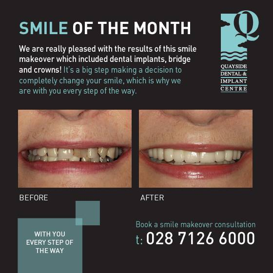 smile of the month november 2015