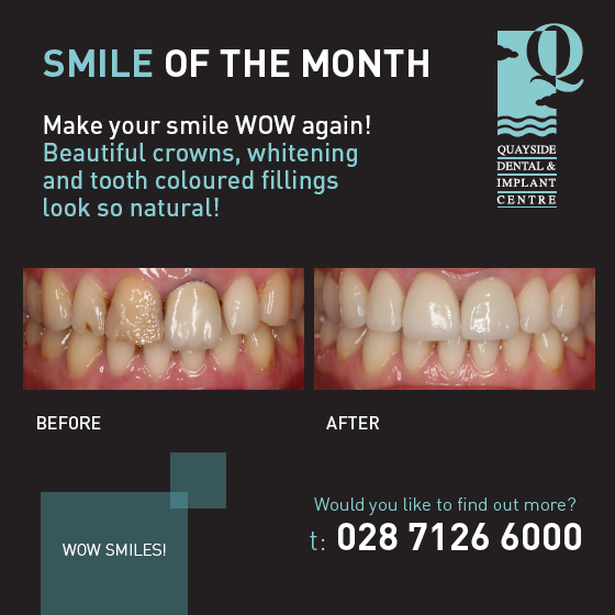 smile of the month april 2018