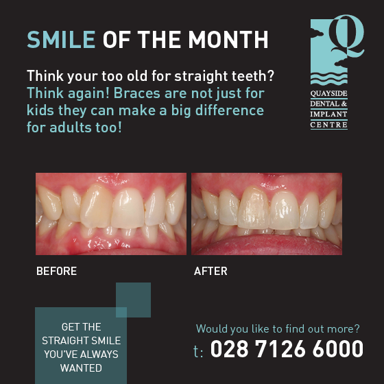 smile of the month august 2018
