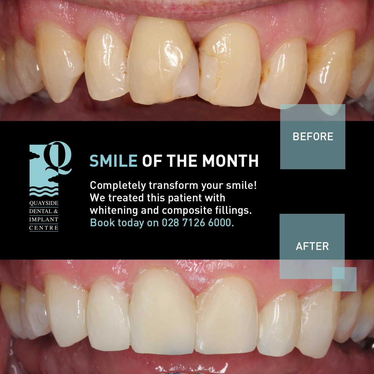smile of the month Feb 2019