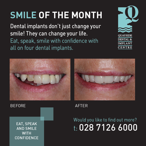 smile of the month june 2016