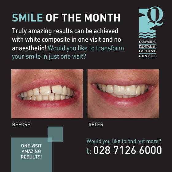 smile of the month august 2016