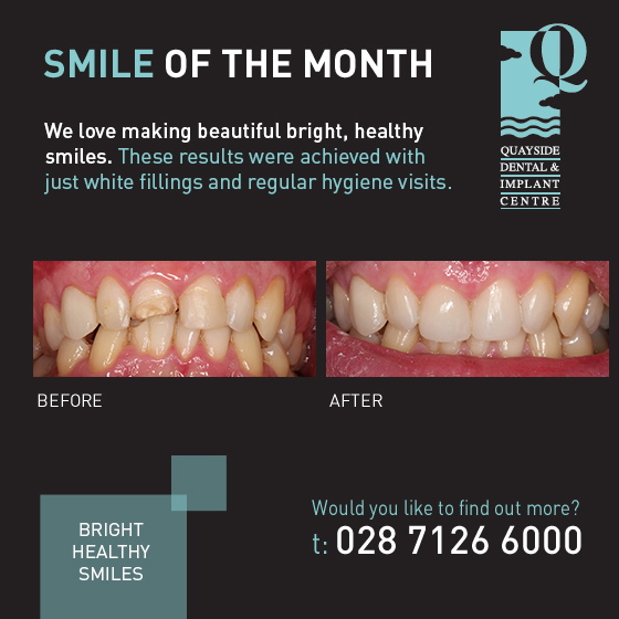 smile of the month