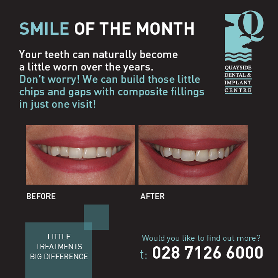 smile of the month november 2018